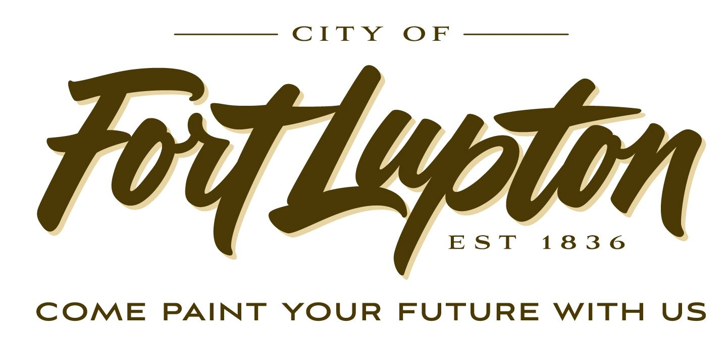 City of Fort Lupton new design city sign