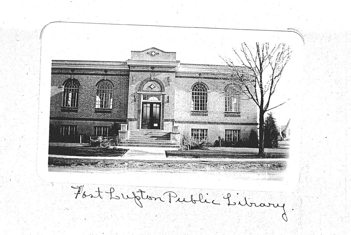 Library Exterior 2 1937