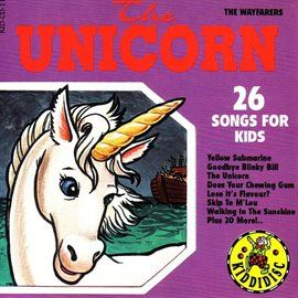 The Unicorn 26 Songs For Kids Opens in new window