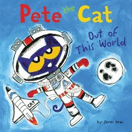 Pete the Cat Out of This World Opens in new window