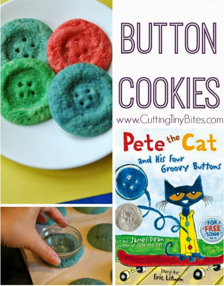 Groovy Button Cookies Opens in new window