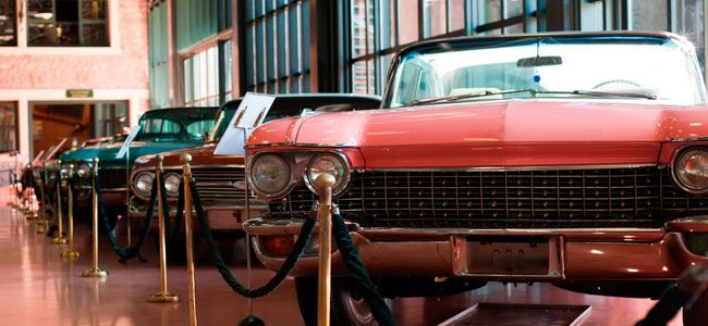 Henry Ford Museum Opens in new window