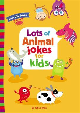 Lots Of Animal Jokes For Kids Opens in new window