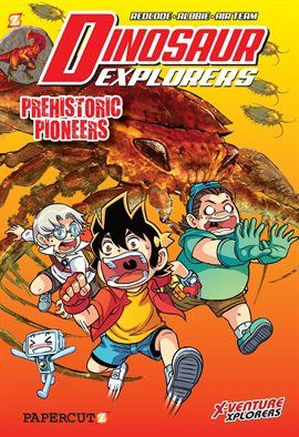 Dinosaur Explorers Vol 1 Opens in new window