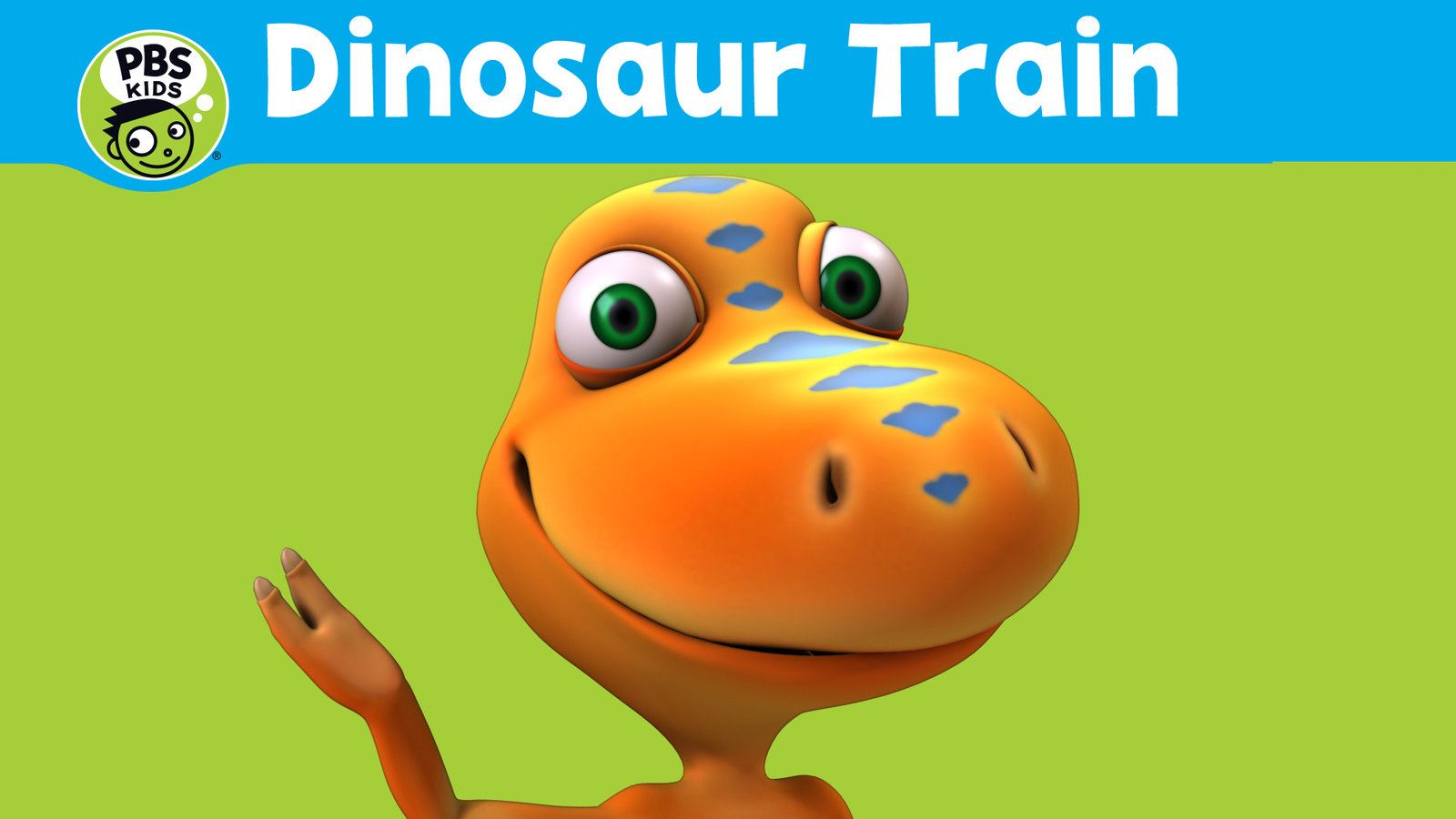 Dinosaur Train Opens in new window