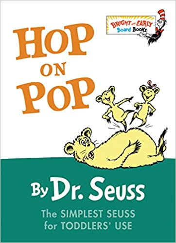 Hop on Pop Opens in new window