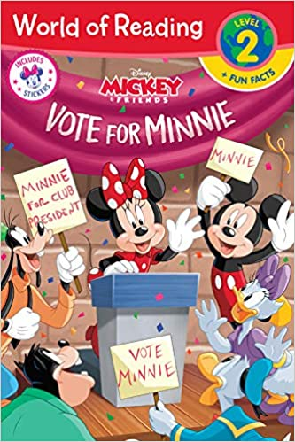 Minnie Vote for Minnie Opens in new window