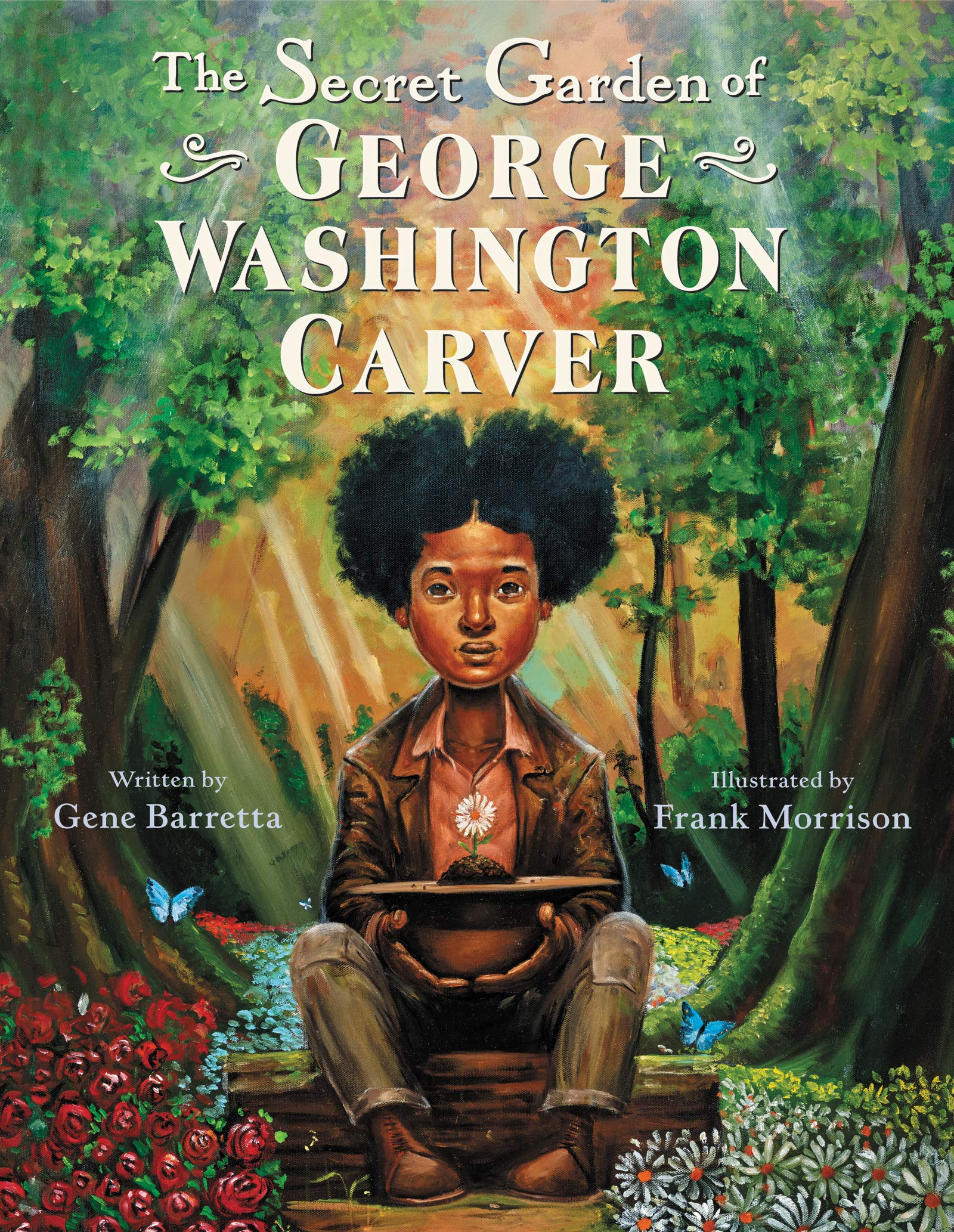 the secret garden of george washington carver Opens in new window