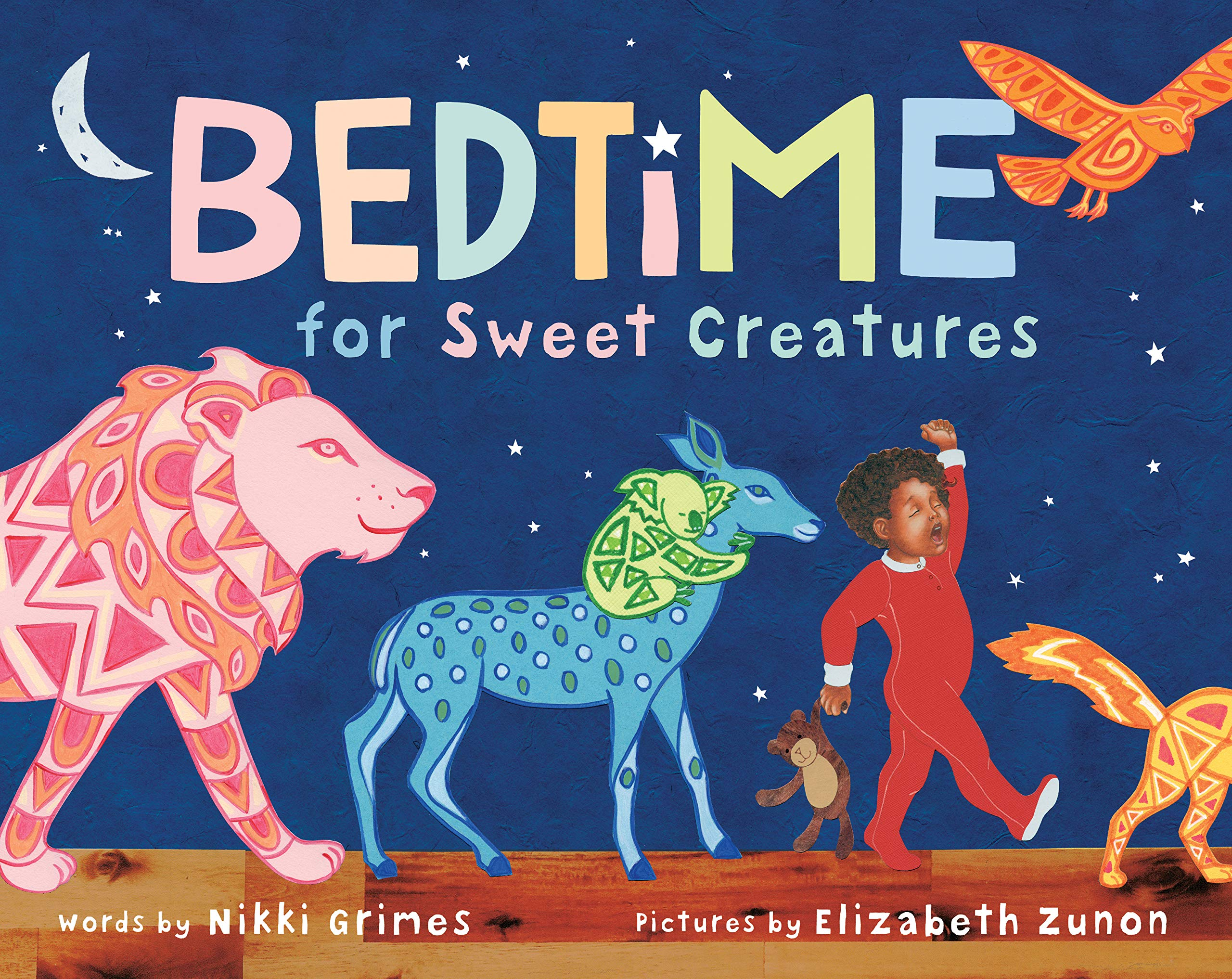 bedtime for sweet creatures Opens in new window
