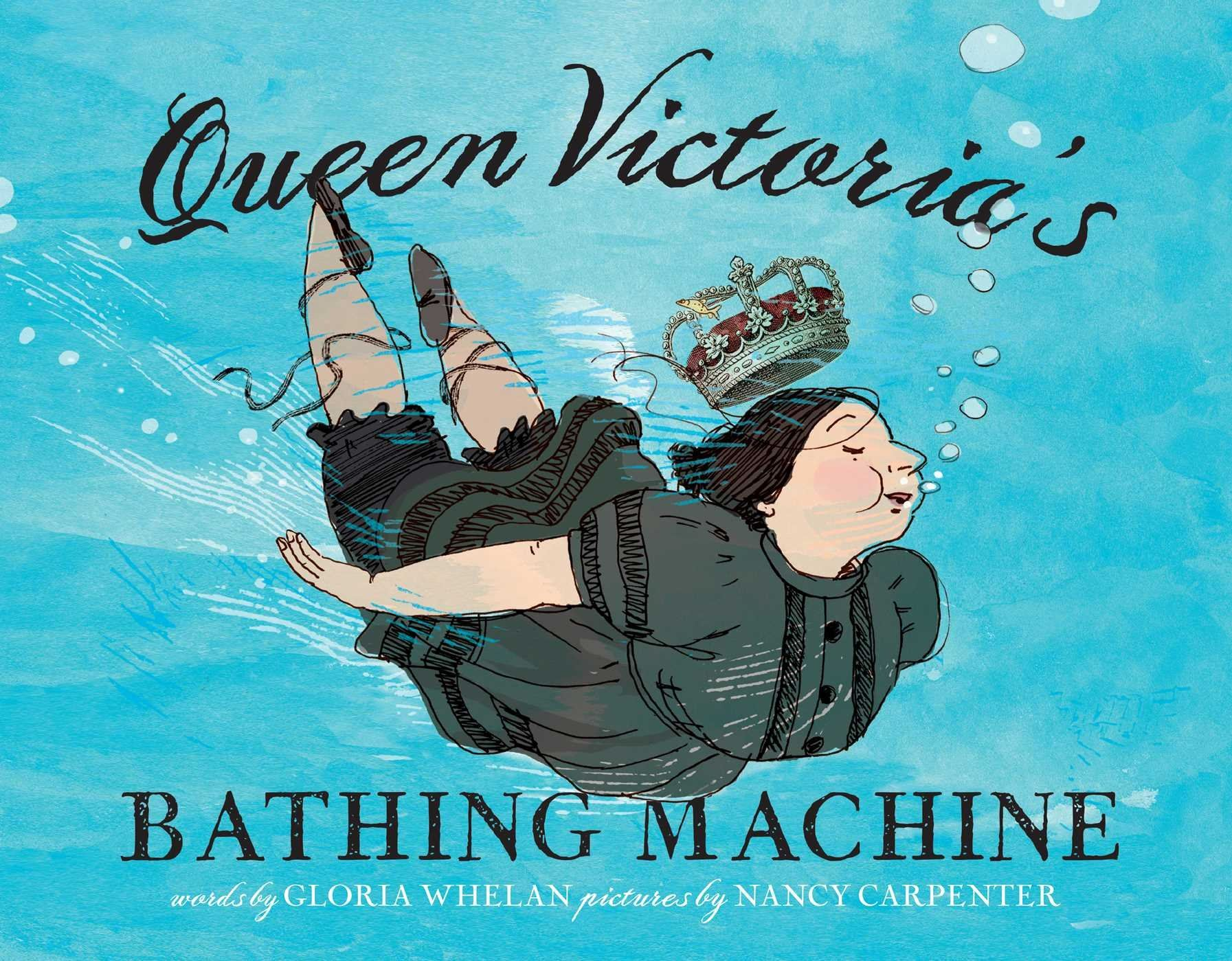 queen victorias bathing machine Opens in new window